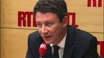 """Benjamin Griveaux : """"il n'y a pas, en France, de prisonniers politiques"""""""