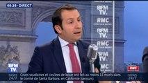 """Limitation de vitesse à 80 km/h: """"Sous couvert de bons sentiments, le gouvernement fait les poches aux Français"""", lance Sébastien Chenu"""