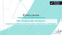 Rencontres territoriales de Bretagne 2018 - Propos de clôture de la Ministre Jacqueline Gourault