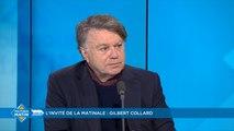 """Gilbert Collard : """"Ça aurait été bien que Marine Le Pen conduise la liste des européennes..."""""""
