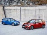 BMW Série 2 : un restylage pour les Active et Gran Tourer