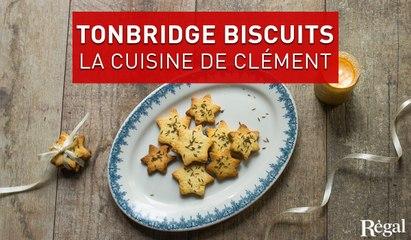 Tonbridge biscuits (sablés au cumin) | regal.fr