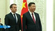 Emmanuel Macron en Chine : contrats, échanges diplomatiques et tentatives de rééquilibrage des relations franco-chinoises