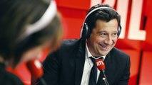 """Laurent Gerra imitant Gérard Depardieu : """"À quelle vitesse il a quitté le studio RTL, le Griveaux ?"""""""
