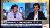 """Retard du nouveau Vélib': Anne Hidalgo dit """"mettre la pression"""" pour accélérer son installation"""