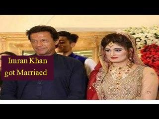 Imran Khan got married - Imran Khan new Wife - Imran kHan got maried 3rd time - Prankguru