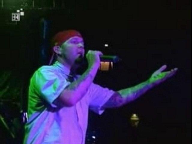 Limp Bizkit - Live @ Germany Rock Im Park 2001 - Nookie