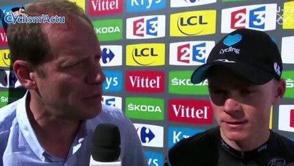 Tour de France 2018 / Dopage - Christian Prudhomme veut une décision rapide pour le cas Chris Froome
