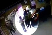 Dos sujetos en estado de embriaguez agredieron a policías en Guayaquil