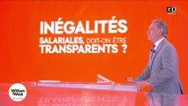 Inégalités salariales, doit-on être transparents en entreprise ?
