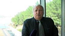 L'interview de François Bernardini, maire d'Istres, président d'Istres Ouest Provence.