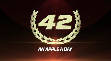 Top 50 GLORY Moments: #42 An Apple a Day