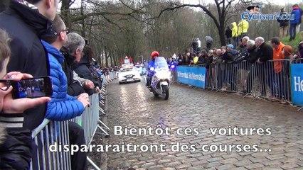 Cyclisme - Rodania et les véhicules de Philip Cracco quittent le cyclisme et les courses