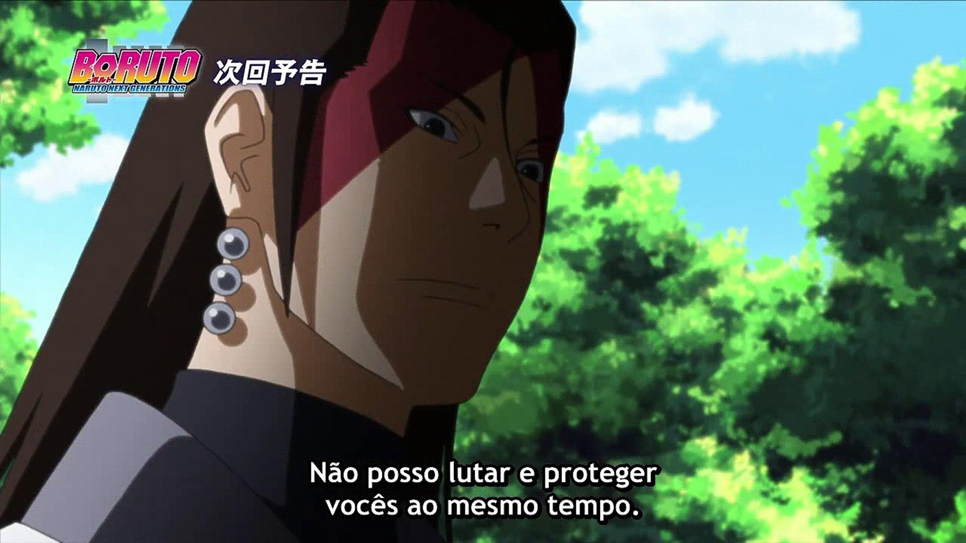 Boruto: Naruto Next Generations Episódio 41 - PRÉVIA