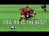 Playing FIFA 99 19 Years Later...Still The BEST FIFA!