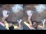 Colossus 33/8c/5.14b (PT 2) || Cold House Media Vlog 034