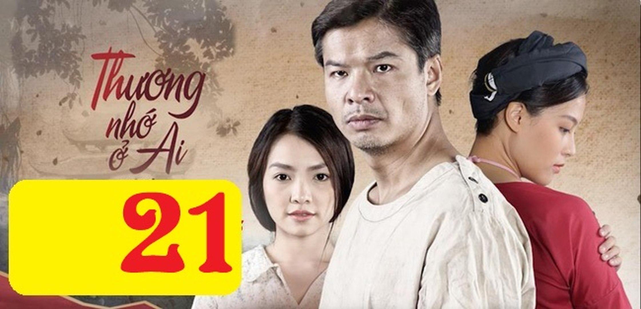 Thương Nhớ Ở Ai Tập 21 - Thuong Nho o ai 21 trailer | Phim Rubic 8
