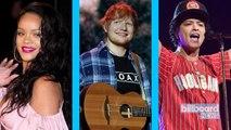 Ed Sheeran, Rihanna & Bruno Mars Lead iHeartRadio Music Award Nominations | Billboard News