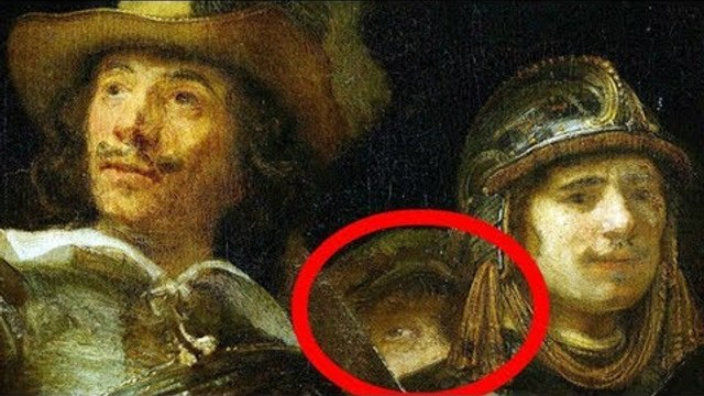 10 Hidden Details You Never Noticed In Famous Paintings