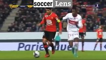 Rennes 4-2 Toulouse  - All Goals & Highlights 10.01.2018 HD