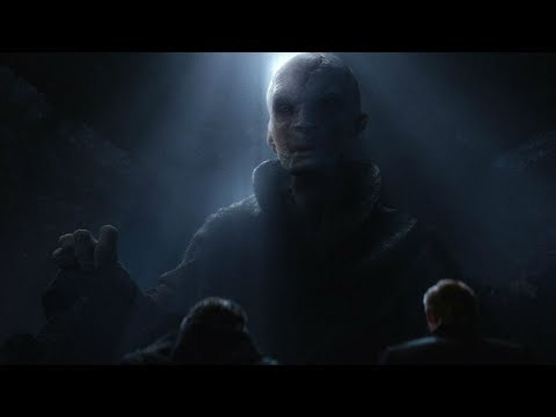 Lego's Snoke Figure For Star Wars: The Last Jedi Revealed?
