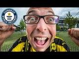 Longest shout - Guinness World Records