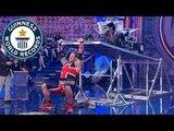Quad bike lifting showdown - Guinness World Records
