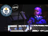 Youngest club DJ - Guinness World Records