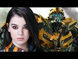 Hailee Steinfeld For Transformers Spinoff Bumblebee?