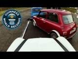 Tightest Parallel Park Record Broken TWICE - Guinness World Records