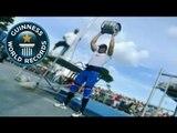 Ultimate Guinness World Records Show - Episode 48: Highest Beer Keg Throw?!
