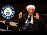 SPOTLIGHT - Meet Spain's Juan Garces, oldest conductor ever