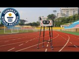 Furthest distance covered by a quadruped robot - Guinness World Records