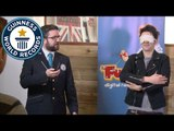 Breakfast show DJ Sean from Fun Kids attempts Guinness World Records title