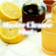 Master Cleanse Shots Cocktail Recipe - Liquor.com