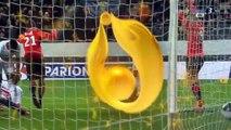 Les buts Rennes 4-2 Toulouse (TFC) résumé vidéo buts - Coupe de la Ligue