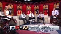 Cowboys vs. Redskins | Week 13 Highlights | NFL