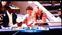 New Orleans Saints Fan Steals Game Ball From Cincinnati Bengals Fan - 11/16/2014