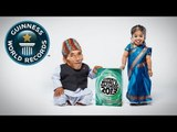 World's Smallest Man and Woman Meet For The First Time - Guinness World Records