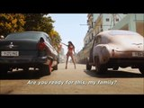 ¿Están listo para esto familia?. ¡Esta es la Habana!. Ve rápido, ve despacio, pero no llegues de último.