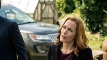 Gillian Anderson Says She's Done Playing Scully