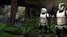 Star Wars - Galaxy of Heroes - 'Save the Forest Moon of Endor' Event