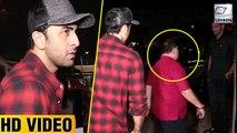 Ranbir Kapoor Embarassed By Rishi Kapoor's RUDENESS Towards Fan