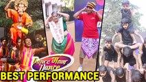 Best Dance Performances | Dance Maharashtra Dance | Mumbai Audition | Zee Yuva | Siddharth, Phulwa K