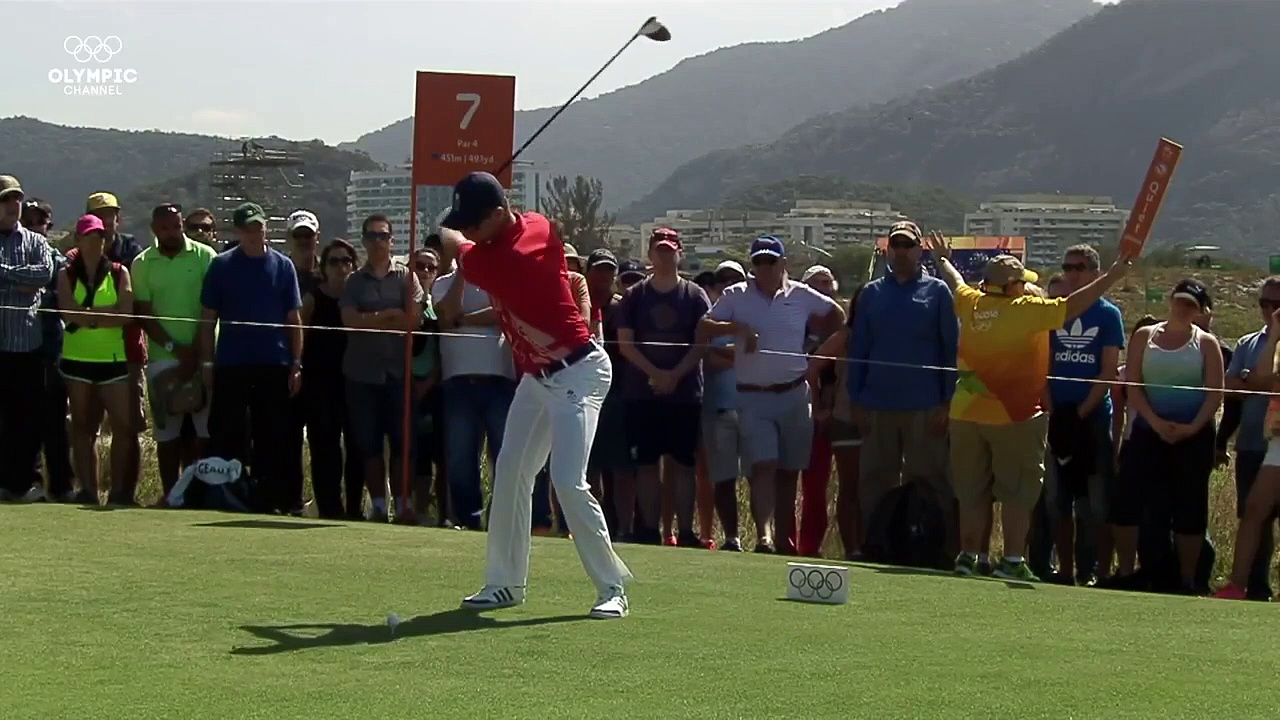 How To Improve Your Golf Swing _ Olympians'