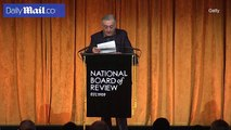 De Niro introduces Meryl Streep at National Board Of Review Awards
