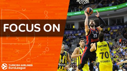 Focus on: Tornike Shengelia, Baskonia Vitoria Gasteiz