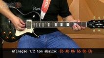 American Idiot - Green Day (aula de guitarra)