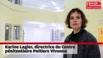 VIDEO. Poitiers-Vivonne : réouverture du centre de détention