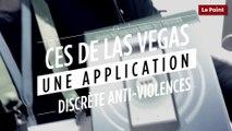 CES de Las Vegas 2018 : une application discrète anti-violences